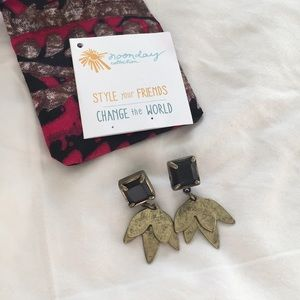 Noonday Earrings